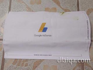 Surat Cinta Dari Google Adsense