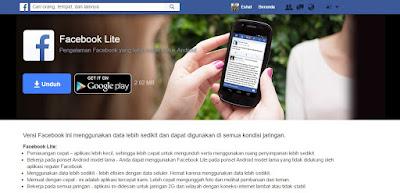 Aplikasi Facebook Seluler Terbaru 2017
