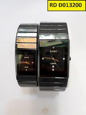 Đồng hồ mặt vuông Rado RD Đ013200
