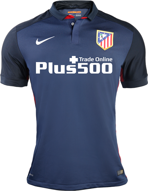 outlet store a04e2 9d08a Nike Atletico Madrid 2015/16 Football Jerseys