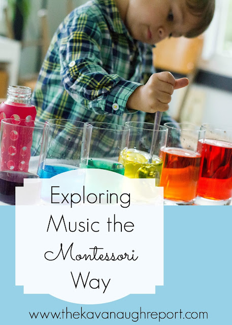 Montessori music for preschool