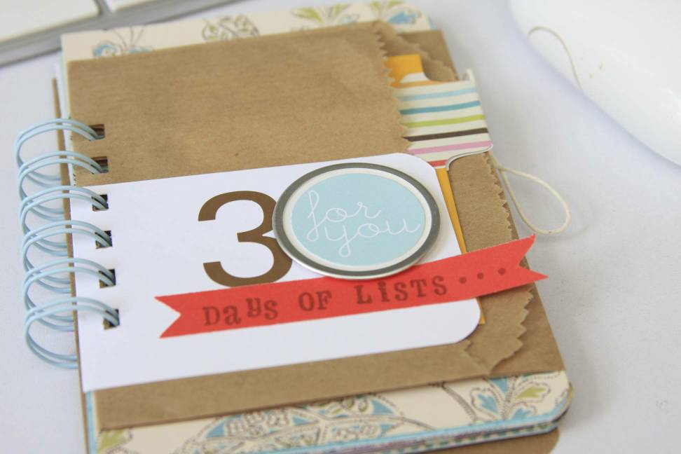 30 Days of Lists | iloveitall.etsy.com