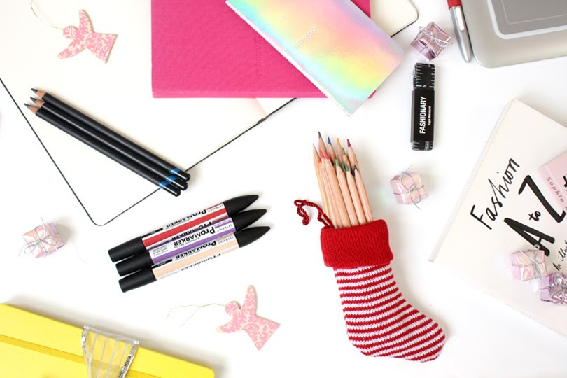 gift guide for aspiring fashion designers art supplies
