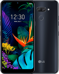 LG K50 vs iPhone X: Comparativa