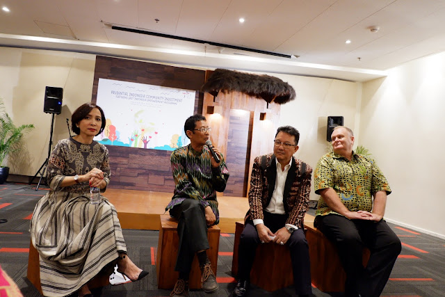 Prudential Indonesia East Indonesia Empowerment program