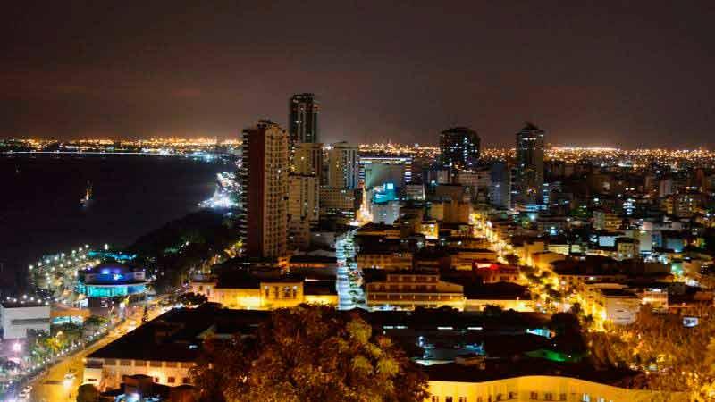 Programa completo Fiestas de Guayaquil Octubre 2017