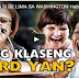 PINAGTAWANAN SI DE LIMA SA WASHINGTON Habang Tinatanggap Ang Award!!