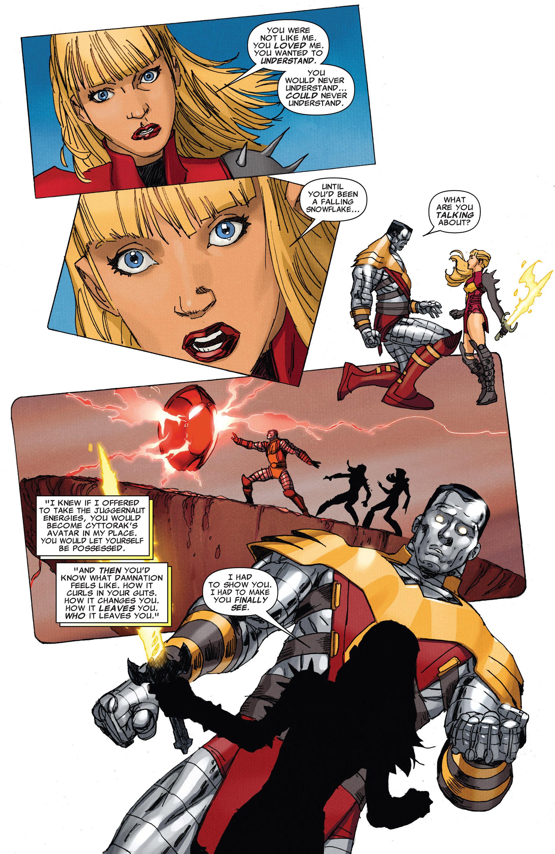 Read online Uncanny X-Men (2012) comic -  Issue #18 - 9