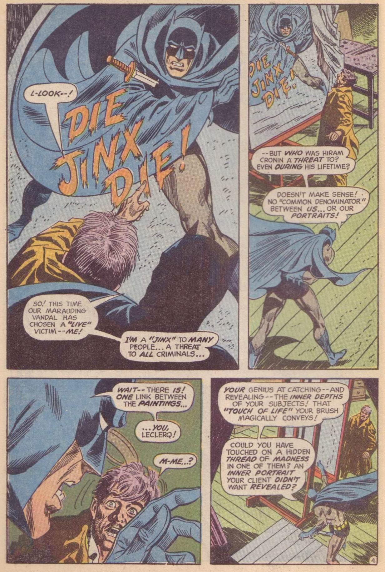 Detective Comics (1937) 409 Page 5