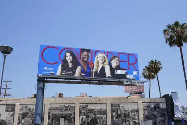Consider SNL 2018 2018 Emmy billboard