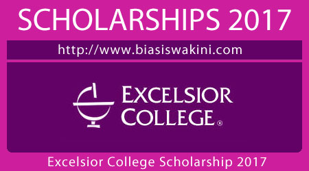 Excelsior College Scholarships 2017