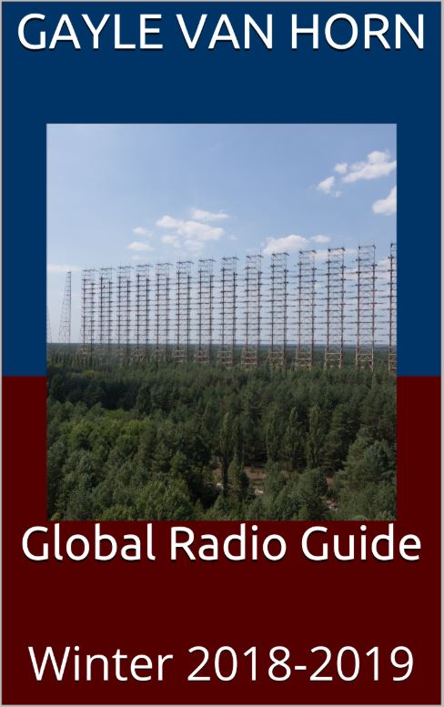 Global Radio Guide:(Winter 2018-2019)