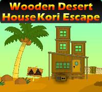 Avm wooden desert house kori escape walkthrough for Minimalist house escape walkthrough