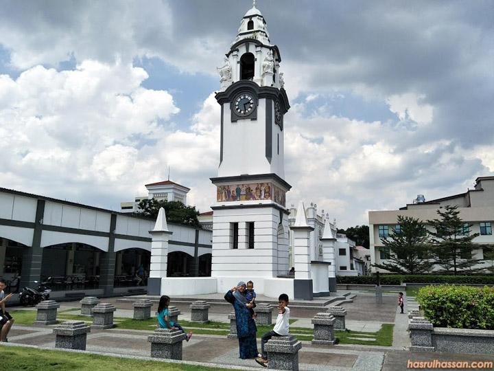 Sejarah Ringkas Menara Memorial J.W.W Birch