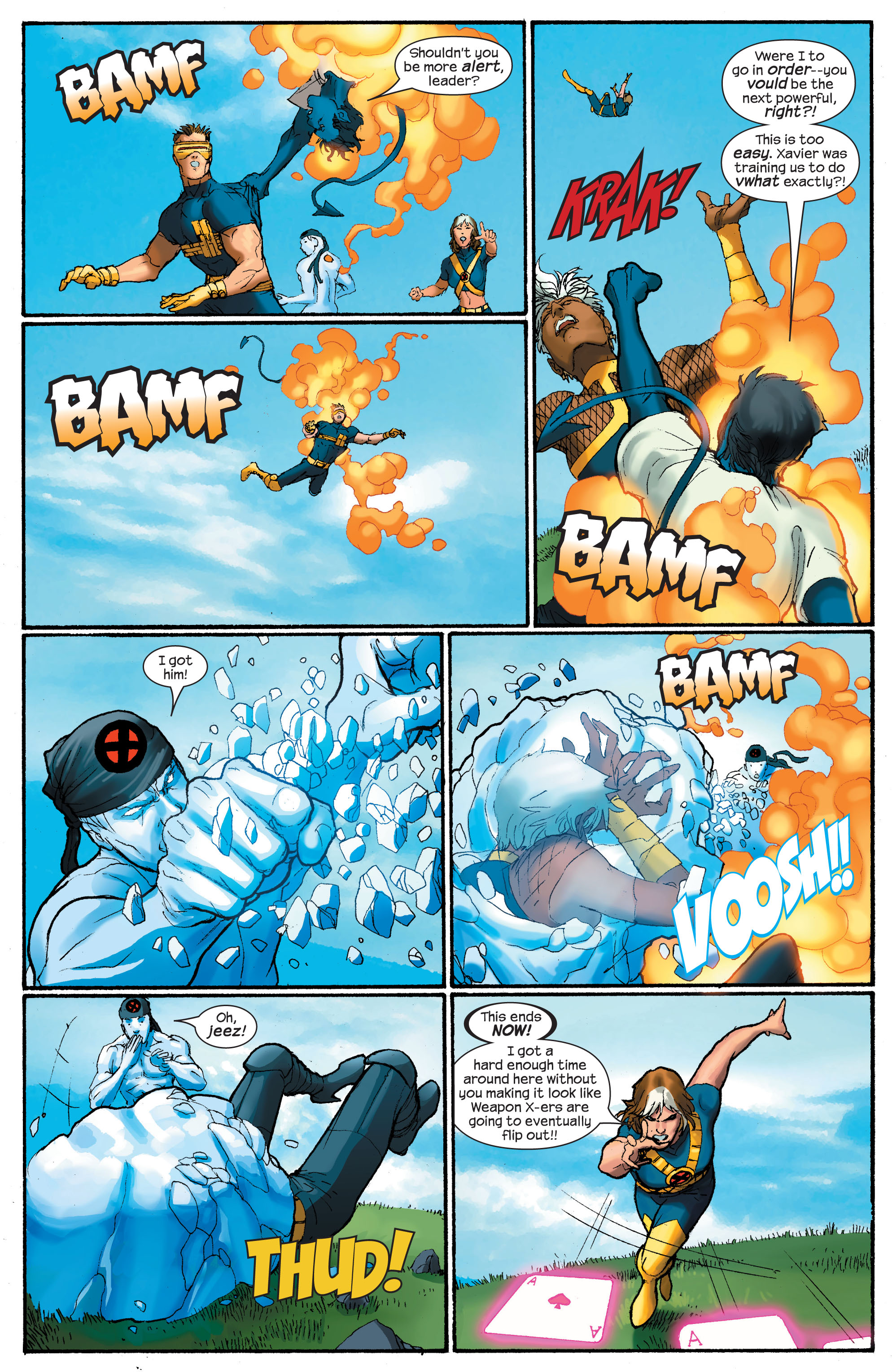 Read online Ultimate X-Men comic -  Issue # _Annual 2 - 27