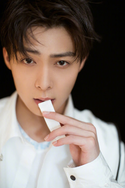 Zhang Mingen Love Yourself Chinese Romance TV Series