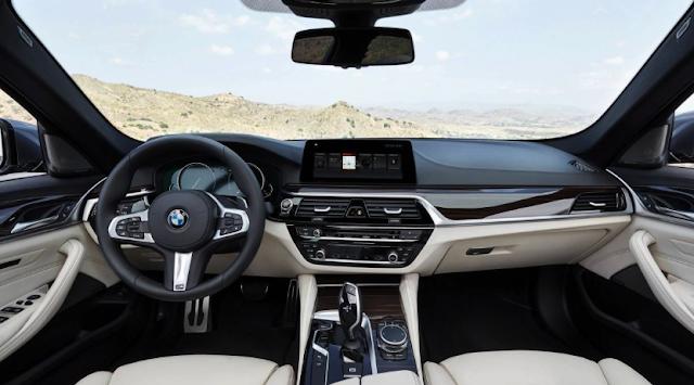 2017 BMW 530i RWD Review