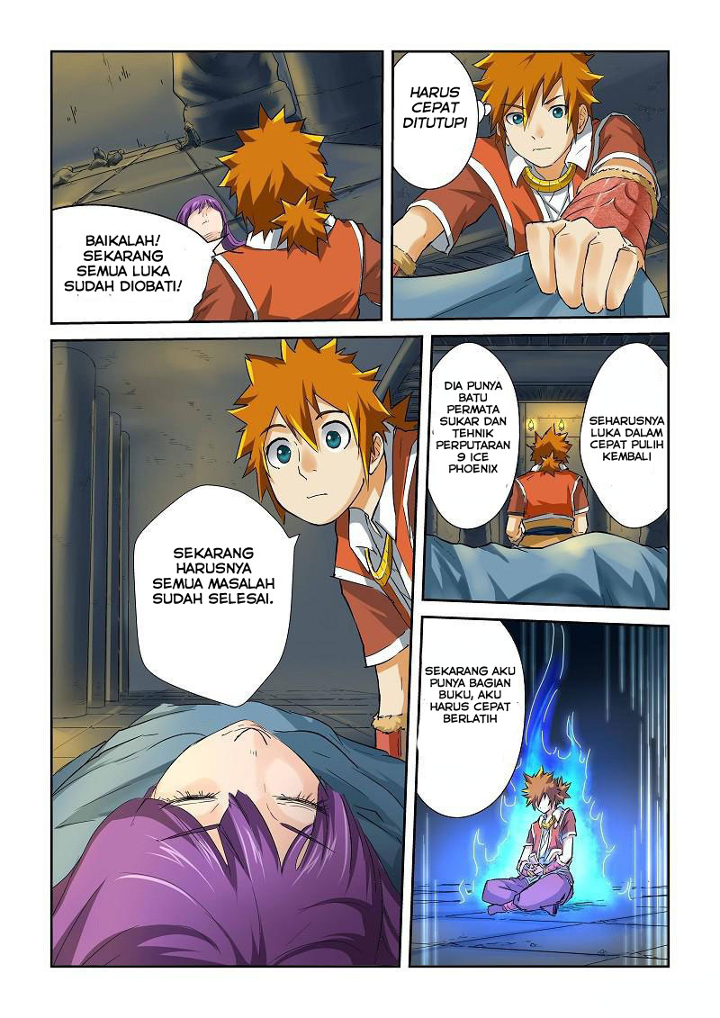 Tales of Demons and Gods Chapter 64