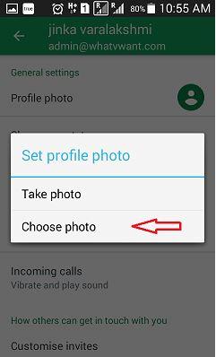 Cara Ganti Foto Profil Gmail Di Android Mudah Gallery Tekno