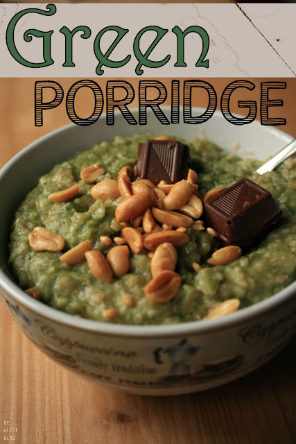 porridge, breakfast, dessert, vegan, gluten-free, oats, wheatgrass