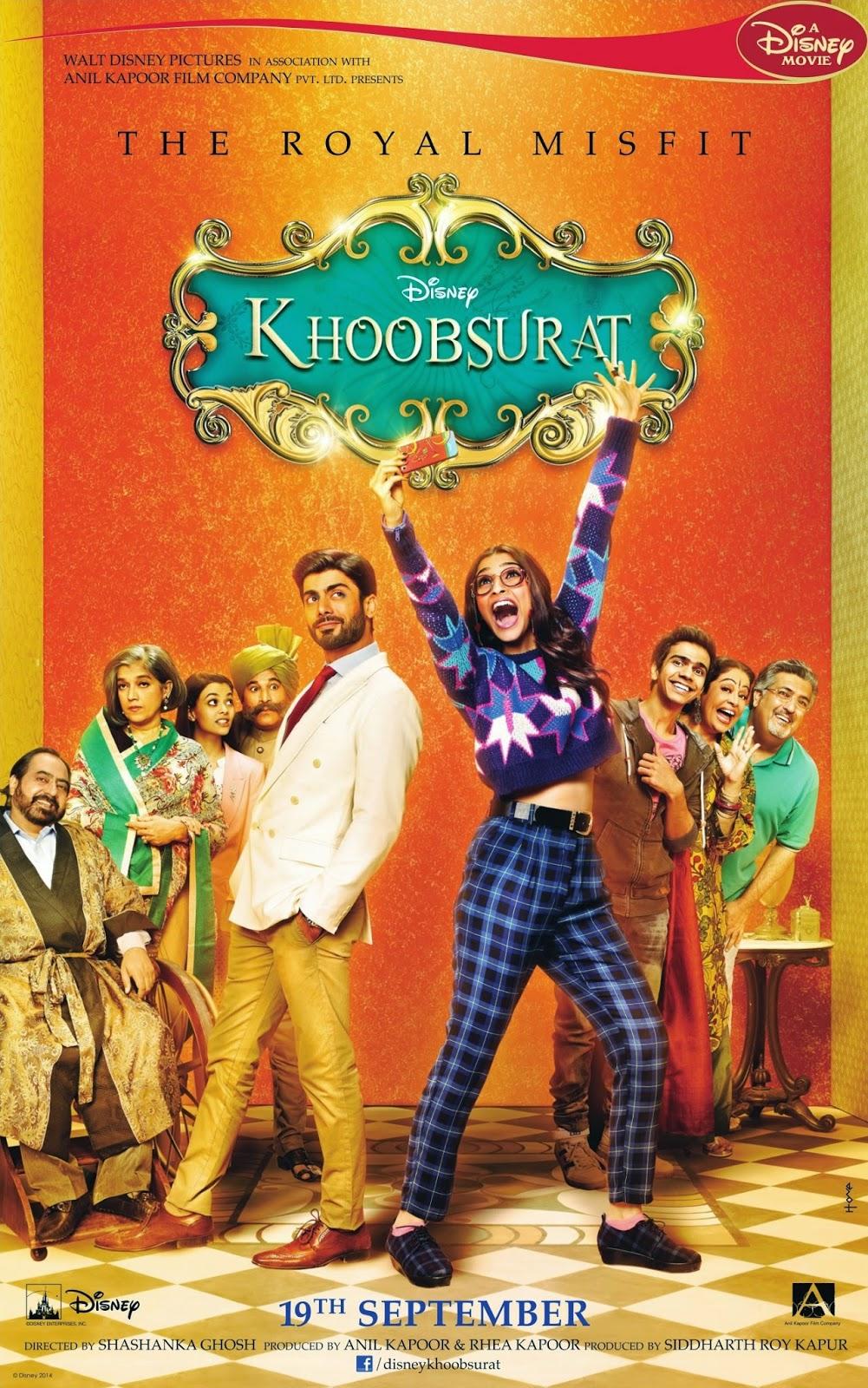 Khoobsurat (2014) ταινιες online seires oipeirates greek subs