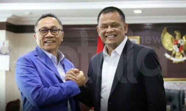 Zulkifli Hasan Tegaskan Gatot Nurmantyo Resmi Gabung di Timses Prabowo-Sandi
