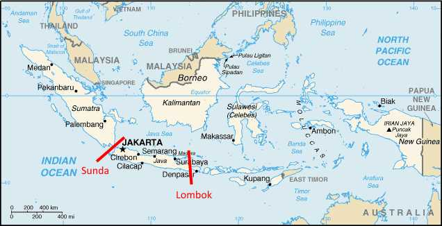 Submarine Matters Indonesian Visions Straits And Fluctuating - Us submarine bases map submar