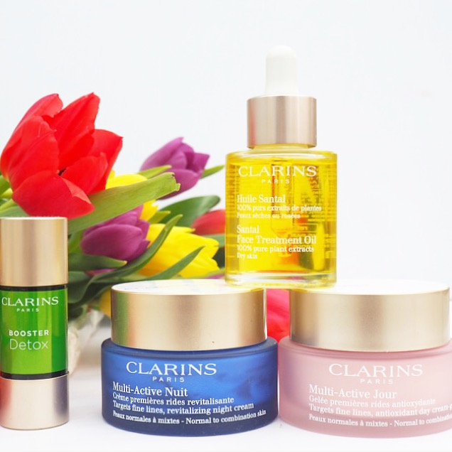 The Clarins Combo I Can't Get Enough Of.