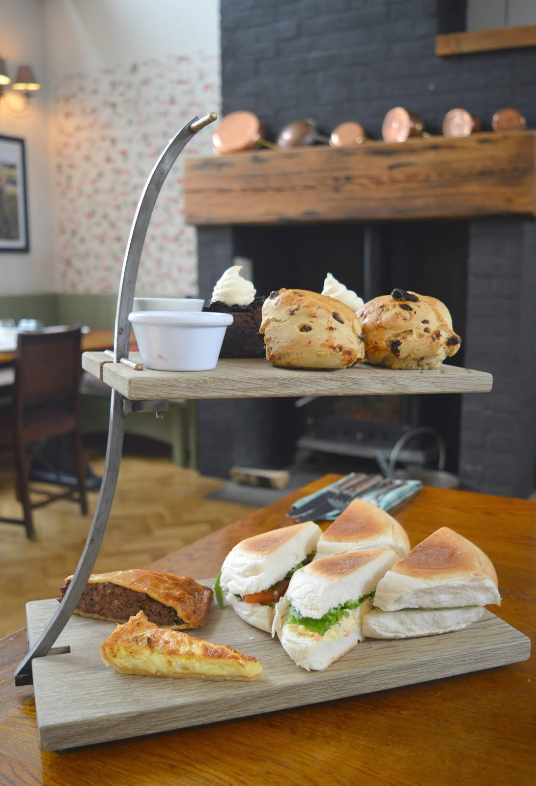 St Mary's Inn Northumberland - Afternoon Tea