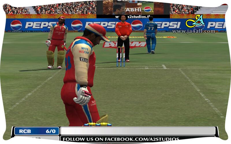 Ea cricket 07 patch