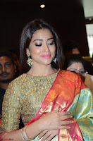 Shriya Saran Looks Stunning in Silk Saree at VRK Silk Showroom Launch Secundrabad ~  Exclusive 175.JPG