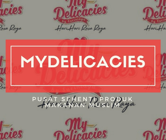 MyDelicacies