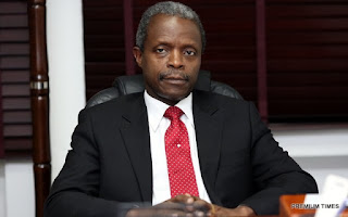 I don't want N7b residence - Osinbajo