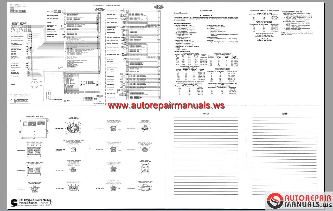 Cummins Wiring Diagram Full Dvd on workshop electrical wiring