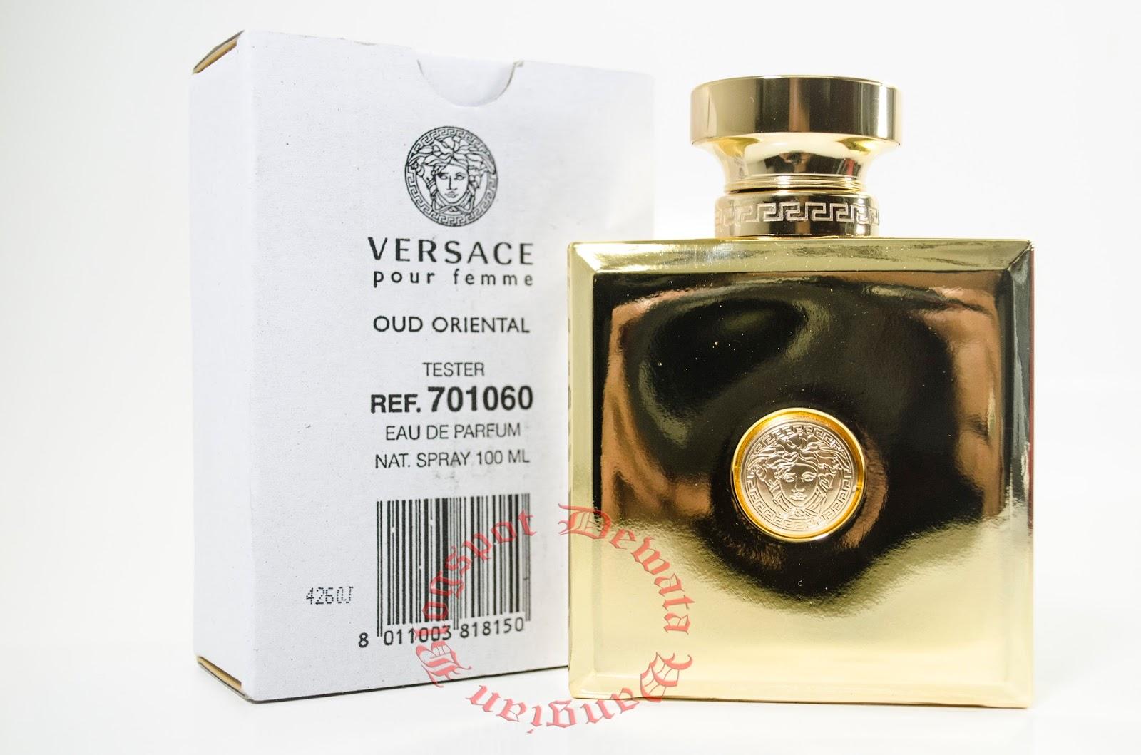 Wangianperfume Cosmetic Original Terbaik Versace Pour Femme Oud
