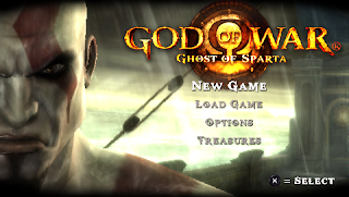UPDATE God Of War Ghost Of Sparta PPSSPP CSO ISO All Seri