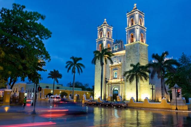 Visita Valladolid Yucatán