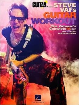 Steve Vai Guitar Workout Pdf Download