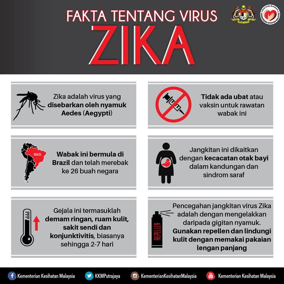 kesan virus zika