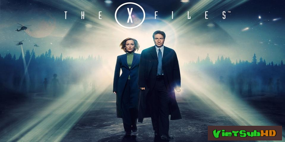Phim Hồ Sơ Tuyệt Mật (Phần 11) Tập 11/11 VietSub HD | The X-Files (Season 11) (2018) 2017