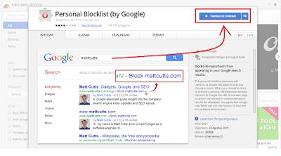 """Cara Blokir Situs Di Komputer"""
