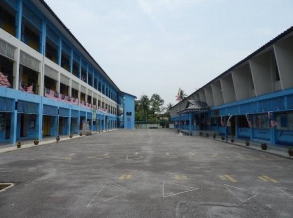 Sekolah Berhantu Di Malaysia
