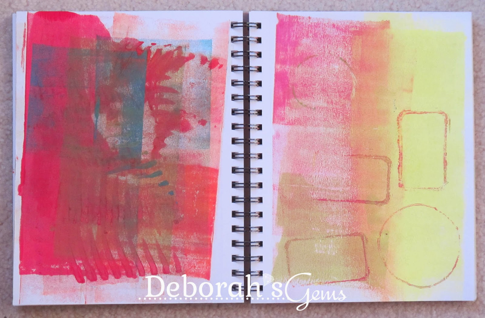 365 Journal 1 - photo by Deborah Frings - Deborah's Gems