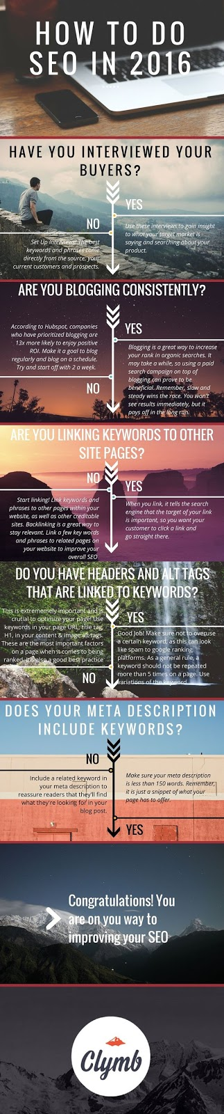 Excellent Infographics About Search Engine Optimization