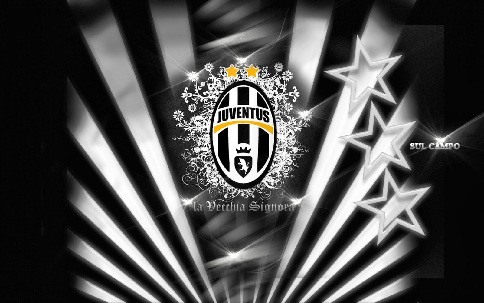 Juventus 2014 Logo Serie A Italy HD Desktop Wallpaper ~ C.a.T