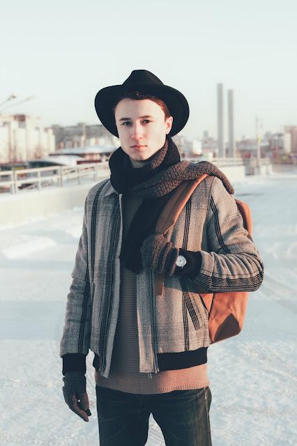 Мужская шляпа. Как и с чем носить шляпу мужчине. Мужской стиль.