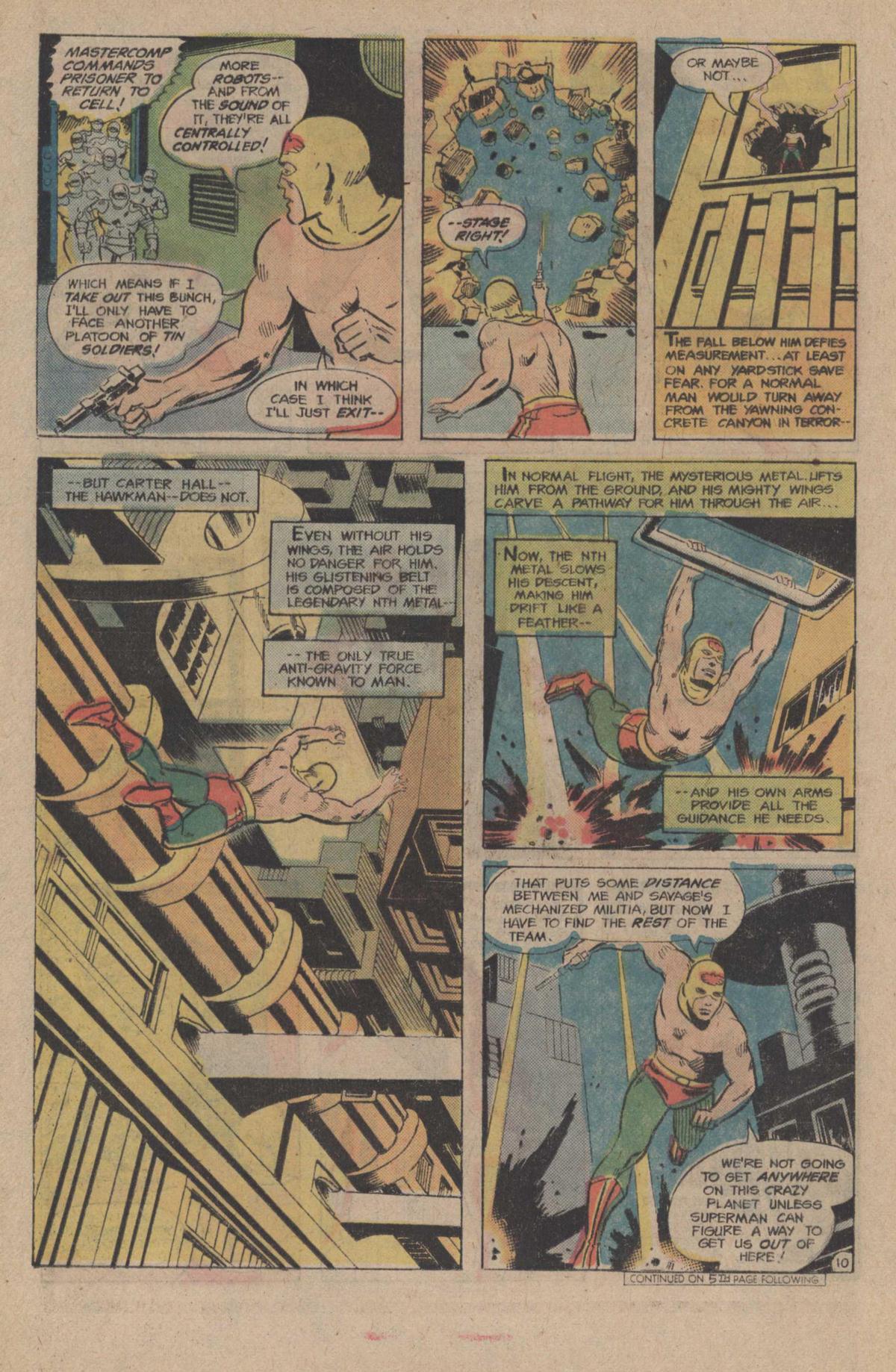 Read online All-Star Comics comic -  Issue #65 - 16