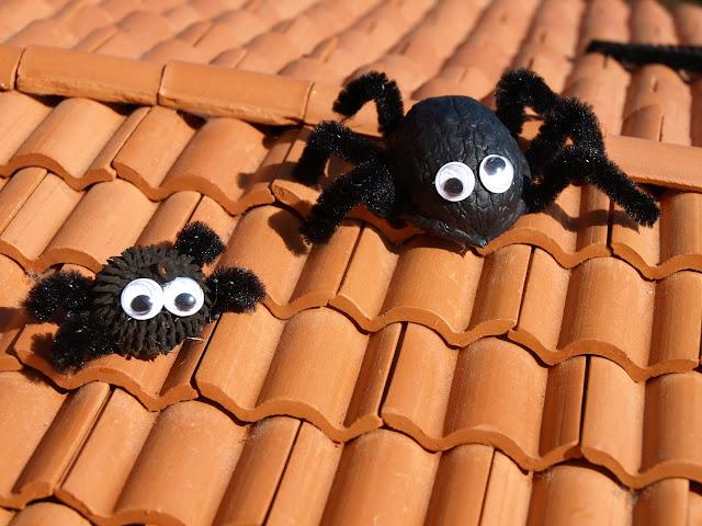 Diy-αράχνες