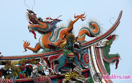naga dalam budaya China