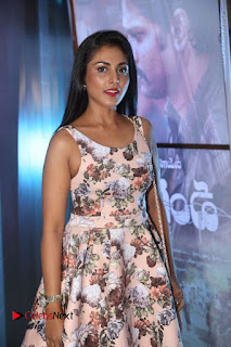 Actress Madhu Shalini Stills in Floral Short Dress at RGV Shiva to Vangaveeti Event  0025.JPG